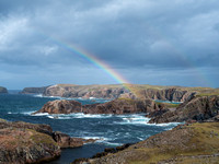 Lewis Cliffs and Rainbow-4467